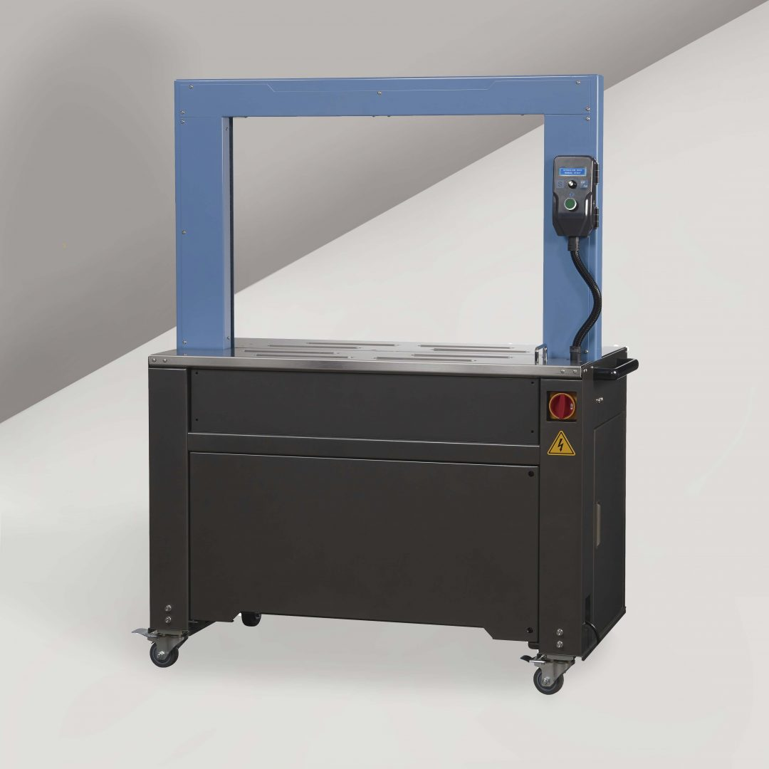 slider image - AUTOMATIC STRAPPING MACHINE